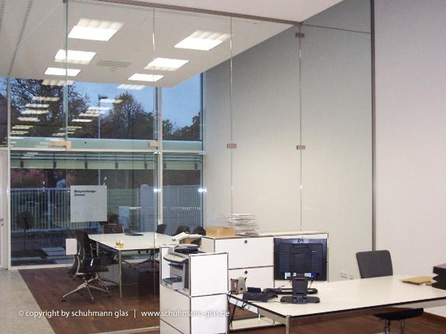 schuhmann glas - BriteGuard® beschichtung