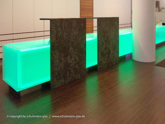 schuhmann glas - sonderlösungen
