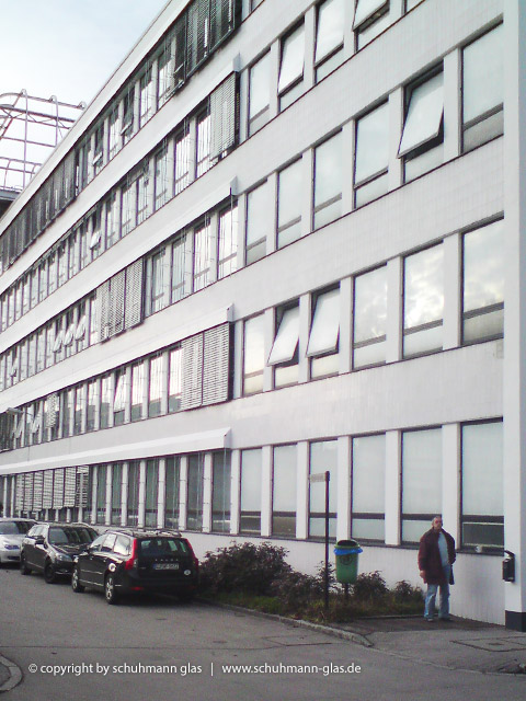 schuhmann glas - sonnenschutz-verglasung